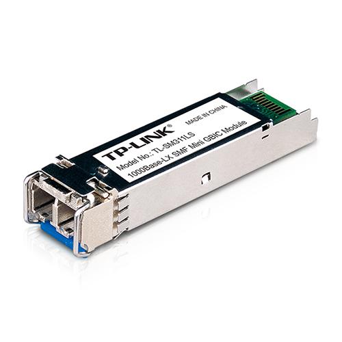 TP-LINK TL-SM311LS 10 Km SM/LC SFP Fiber Modül
