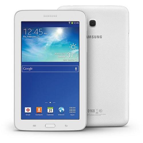 Samsung Galaxy Tab 3 Lite T113 Quad Core 1GB/ 8GB 7 Wi-Fi Distribitör Beyaz
