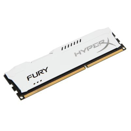 KINGSTON Hyperx Fury 8GB 1600Mhz DDR3 CL10 Pc Ram HX316C10FB/8
