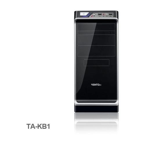 VENTO TA-KB1 400W Atx Kasa Siyah 1 x USB 2.0, 1 x USB 3.0,