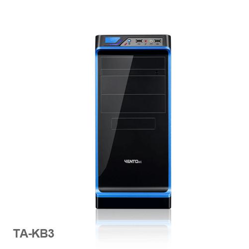 VENTO TA-KB3 400W Atx Kasa Siyah
