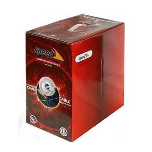 SPEED Premium SP-CAT6LSZH202 Cat6 Ftp ( 305 Metre ) % 99 Bakır 23 Awg 0.50mm Network Kablosu LSOH