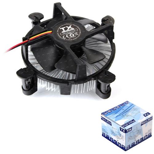 TX Slient Wind txccsw115 INTEL İşlemci Fanı