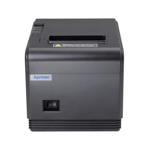 X PRİNTER XP-Q800 Termal Transfer 203 Dpi 80 mm 200 mm/sn Ethernet(RJ-45) ,Seri, Usb Fiş Yazıcısı