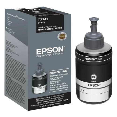 EPSON C13T77414A 140ML Siyah Mürekkep Kartuş