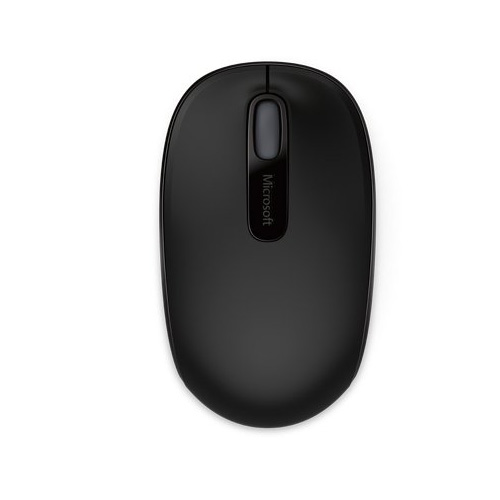 Microsoft Mobile 1850 7MM-00002 Kablosuz Optic Siyah Mouse