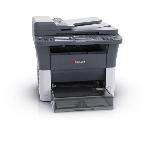 KYOCERA FS-1125MFP A4 Yazıcı Tarayıcı Fax Dublex 25 Sayfa/Dakika USB2.0+ETHERNET Siyah / Beyaz Fotokopi Makinası