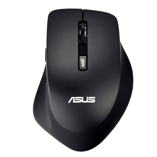 ASUS WT425 Kablosuz Optic Siyah Mouse (Sessiz Klik)