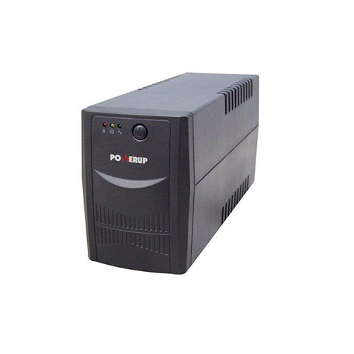 POWERUP 1000 VA Line Interactive RS232+RJ11UPS LED
