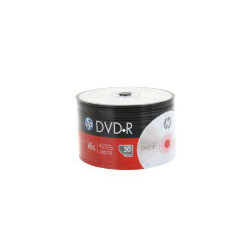 HP 16X 4.7GB 50 li BULK DVD+R Boş Dvd