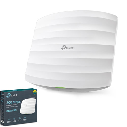 TP-LINK EAP110 1 Port 300Mbps 2.4GHz İndoor Access Point (Tavan Tipi)