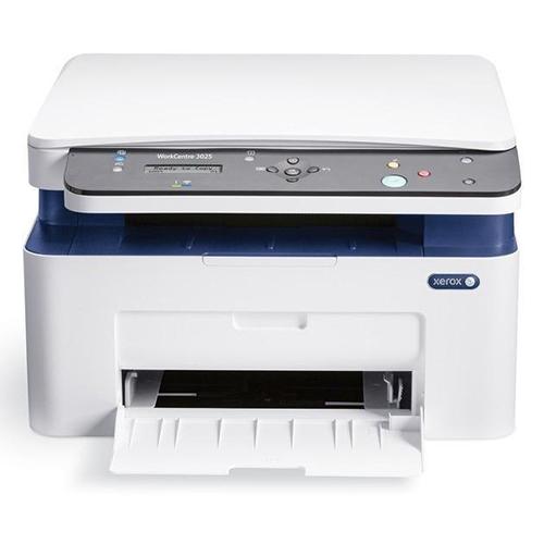 XEROX Phaser 3025V_BI Mono Laser Yazıcı A4 Fotokopi Tarayıcı 128MB Ram 20 ppm S/B USB 2,0 + WI-FI