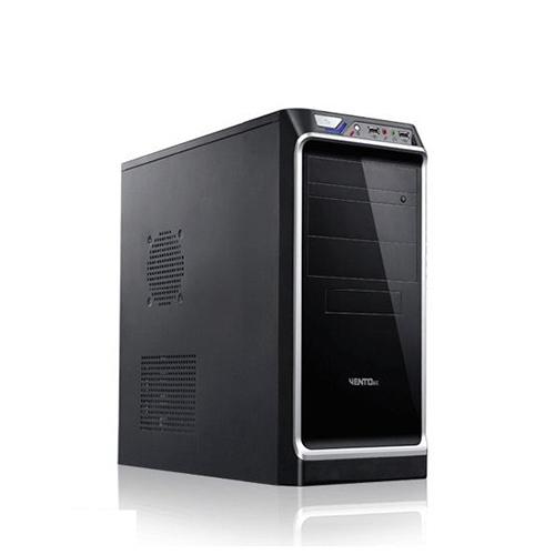 VENTO TA-KB1 600W Atx Kasa Siyah 1 x USB 2.0, 1 x USB 3.0,