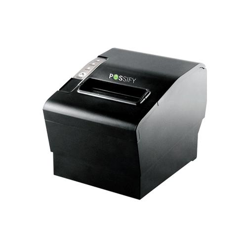 POSSIFY FY825X Doğrudan Termal 80 mm 160 mm/sn USB+SERİ+ETHERNET Fiş Yazıcısı