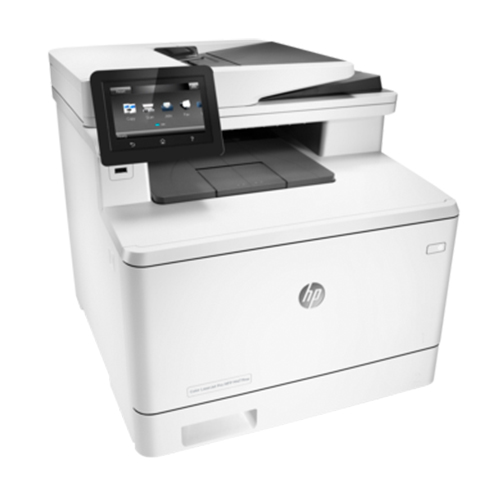 HP CF377A Laserjet Pro MFP M477FNW Renkli Laser Yazıcı A4 Fotokopi Tarayıcı Fax 256MB 27 ppm S/B 27 ppm Renkli Wireless+
