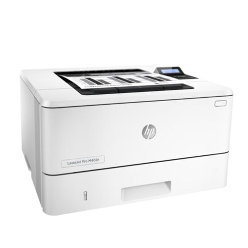 HP C5F93A LaserJet Pro M402N Mono Laser Yazıcı A4 128MB Ram 38 ppm/SB USB 2.0, Network