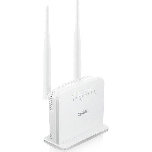 ZYXEL P1302-T10D-V3 300Mbps 4 Port Kablosuz-Ethernet ADSL2+ Modem (2 x Harici Anten)