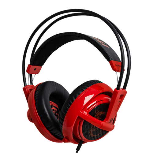 MSI Siberia V2 Full Size Headset