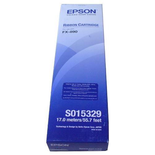 Epson C13S015329 FX-890 İçin Siyah Şerit