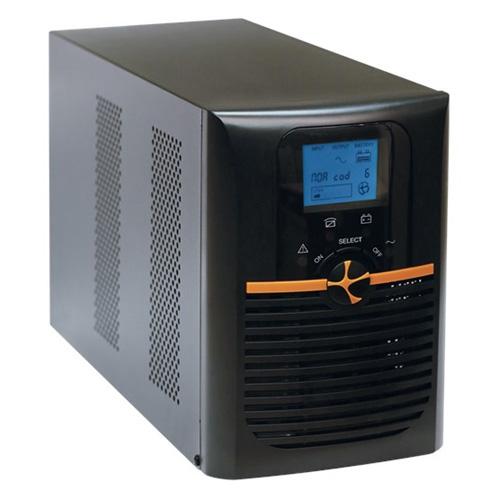 TUNÇMATİK TSK5303 Newtech Pro II X9 1 KVA 1F/1F On Line (5 - 15 Dk.) Lcd Ekran KGK 2*12V 9AH
