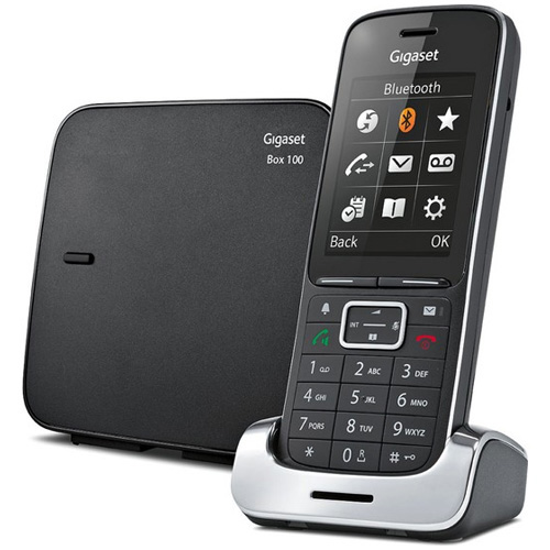 GIGASET SL 450 Dect BLACK EDITION Telefon