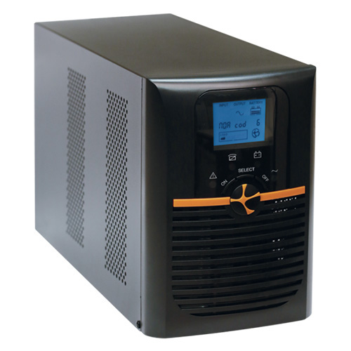 TUNÇMATİK TSK5306 Newtech Pro II X9 2 KVA 1F/1F On Line (5 - 15 Dk.) Lcd Ekran KGK 2*12V 9AH
