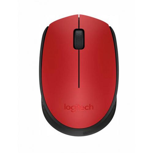 Logitech M171 910-004641 Kablosuz Optic Kırmızı Mouse