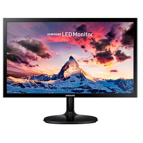 SAMSUNG 21.5 LS22F350FHMXUF 5Ms D-SUB,HDMI Led Monitör Siyah