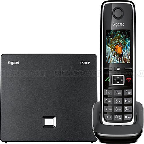 GIGASET C530-IP Lcd Ekran HD SES KALİTELİ Telefon