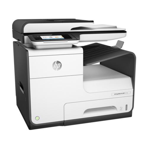 HP D3Q20B PageWide Pro X477DW Renkli Inkjet Yazıcı A4 Fotokopi Tarayıcı Fax 768MB 40 ppm S/B 40 ppm Renkli USB 2.0, Netw
