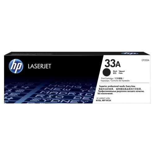 Hp CF233A (33A) Toner 2.300 Sayfa Siyah