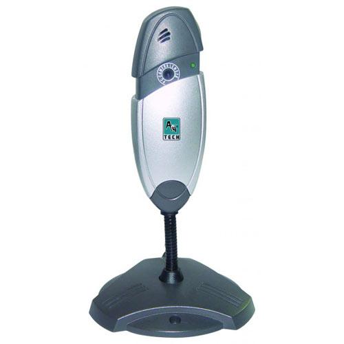 A4 TECH PK-635K 1.3 Mp 350K Tak Çalıştır Yüz Takip Mikrofonlu Webcam