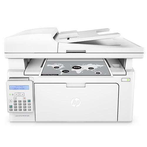 HP G3Q59A Laserjet Pro M130fn Mono A4 Yazıcı Fotokopi Tarayıcı Fax 256MB Ram 22 ppm S/B USB 2.0, Network