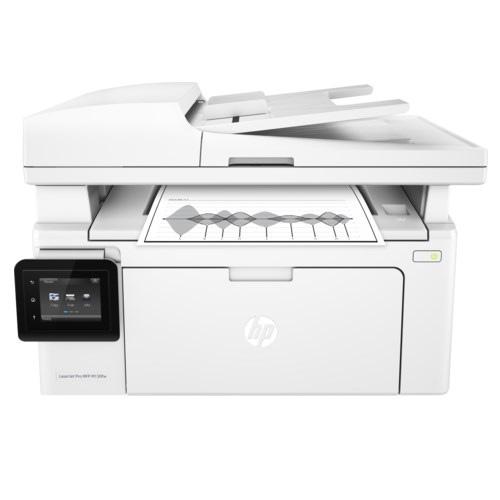 HP G3Q60A Laserjet Pro M130fw Mono A4 Yazıcı Fotokopi Tarayıcı Fax 256MB Ram 22 ppm S/B USB 2.0, Network, Wi-fi
