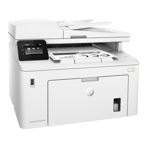 HP G3Q75A Laserjet Pro M227fdw Mono A4 Yazıcı Fotokopi Tarayıcı Fax Dublex 256MB Ram 28 ppm S/B USB 2.0, Network, Wi-fi