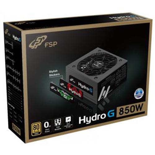 FSP Hydro G850 850W 80+ GOLD Atx Power Supply 13.5 Cm Fanlı Modüler Kablolu