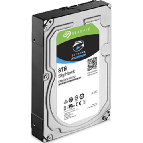 SEAGATE 3.5 SKYHAWK 8TB 7200RPM 256MB SATA3 Güvenlik HDD ST8000VX0022 (7/24)