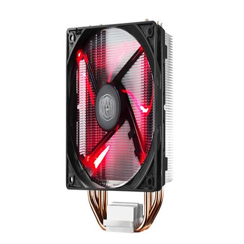 COOLER MASTER Hyper 212 LED RR-212L-16PR-R1 Bakır / Alüminyum 12 Cm Fan İşlemci Soğutucusu