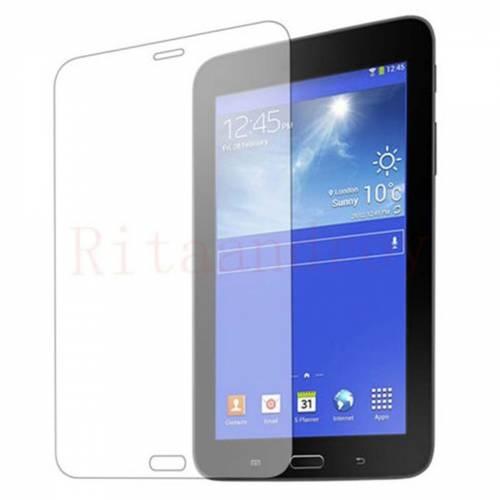 Samsung Galaxy Tab 3 Lite T113 Kırılmaz Cam Ekran Koruyucu Film