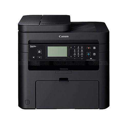 CANON LaserJet MF237W Mono A4 Yazıcı Fotokopi Tarayıcı Fax 256MB Ram 23 ppm S/B USB 2.0, Network, Wi-fi