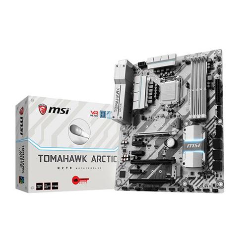 MSI INTEL Z270 TOMAHAWK ARCTIC Z270 DDR4 2400 VGA GLAN 1151P-7 M.2 SATA USB3.1