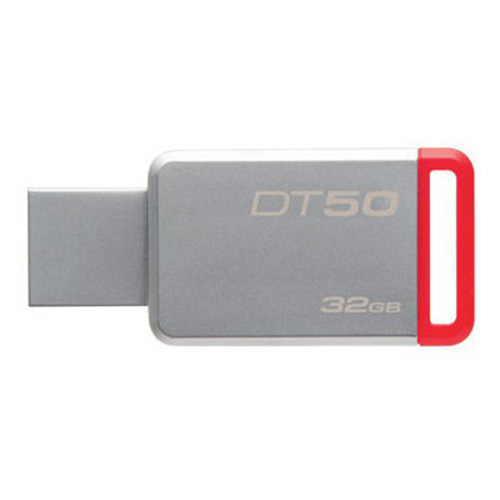 KINGSTON 32GB Metal Kasa USB 3.1 Flash Disk DT50/32GB