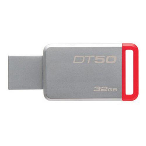 KINGSTON 32GB Metal Kasa USB 3.1 Flash Disk DT50/32GB