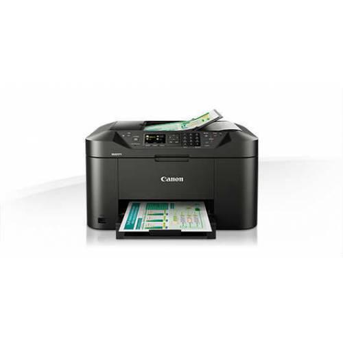 CANON MAXIFY MB2150 Renkli Inkjet Yazıcı A4 Fotokopi Tarayıcı Fax 19 ppm S/B 13 ppm Renkli USB 2.0 , Wi-Fi
