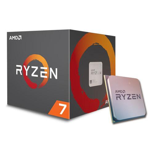 AMD RYZEN 7 1700 3.7GHz 20MB AM4+ 65W Wraith (Ekran Kartı Gerekir)