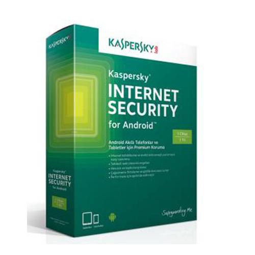 KASPERSKY Internet Security 2016 TR 2 Kullanıcı 1 Yıl