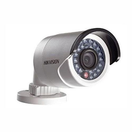 HIKVISION DS-2CE16C0T-IR 720P 1MP IR 20m Gece Görüş 2.8 mm Sabit Lensli TVI (AHD) Bullet Kamera