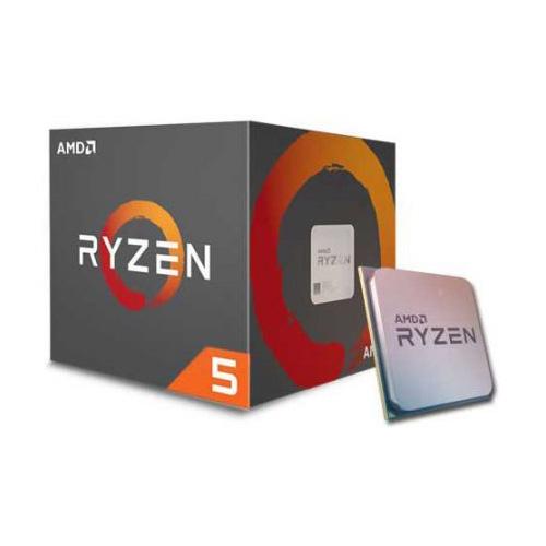 AMD RYZEN 5 1400 3.4 GHz AM4+ 65W Wraith (Ekran Kartı Gerekir)