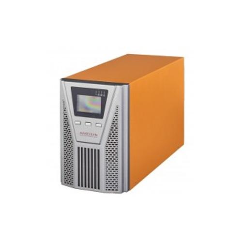 MAKELSAN MU01000N11EAV04 POWERPACK SE 1 KVA 1F/1F On Line 5-10 Dk. LCD UPS 2*12V 7AH