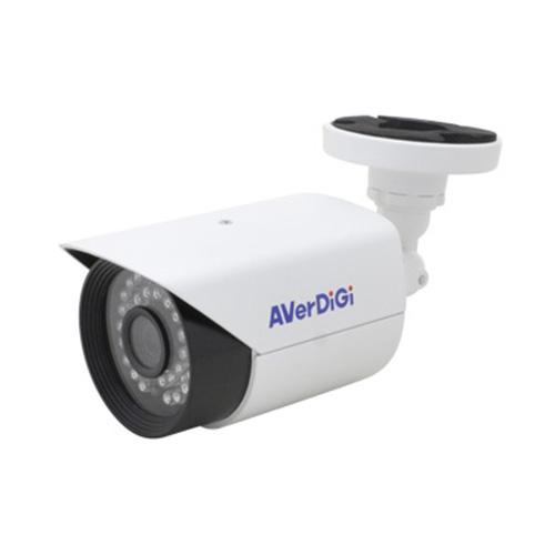 AVerDİGİ AD-215B 2.0 Mega Piksel 25-30m Gece Görüş 3.6mm Lens AHD Bullet Kamera (4in1)